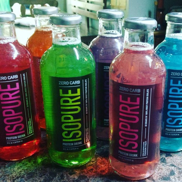 Oh my goodness! Have you tried isopure drinks? These arehellip