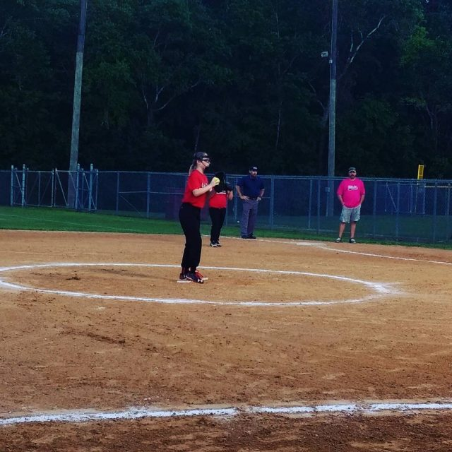 My girl!    softball softballgirls softballmom goodvives playballhellip