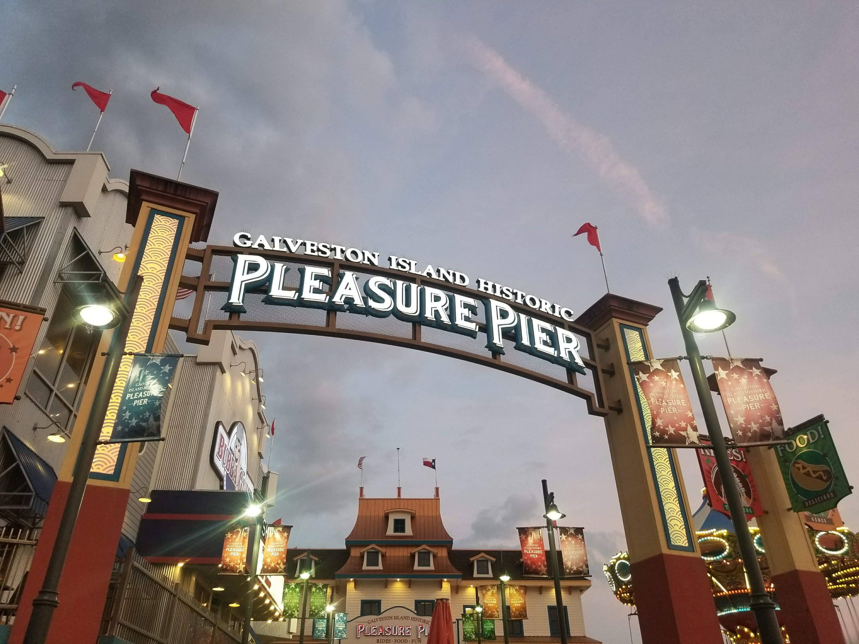 Galveston Pleasure Pier - Family Friendly Fun - Tickets, Events, History, Rides, and More!