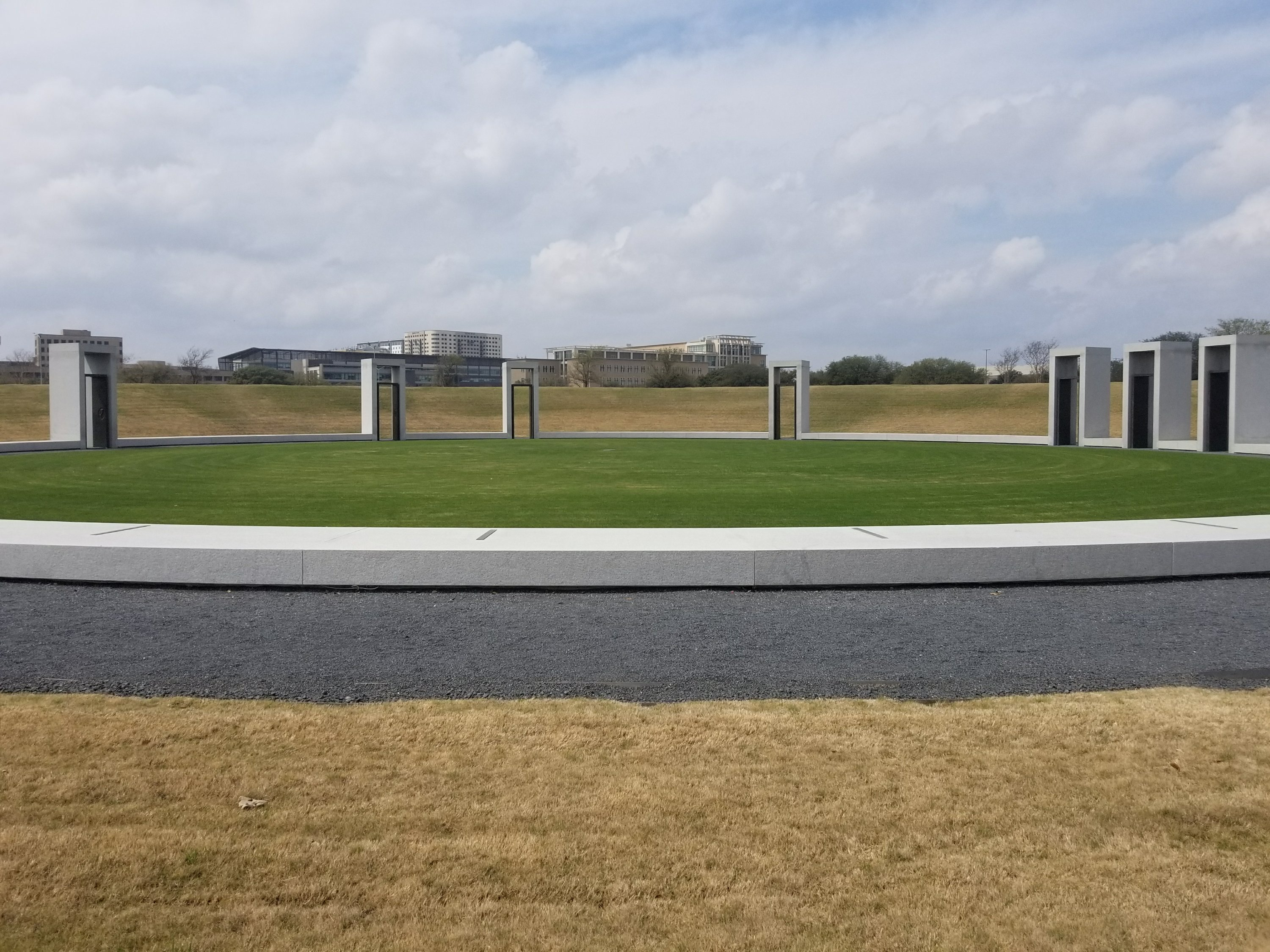 Aggie Bonfire Memorial at Texas A&M University