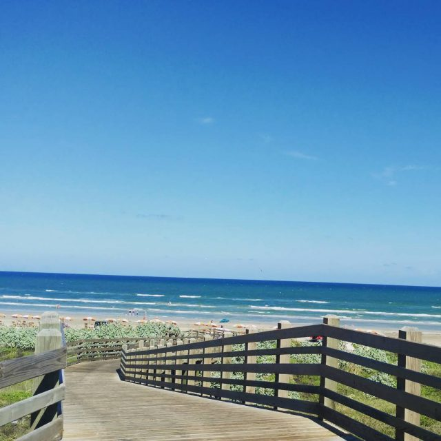 Another look at our view from Port Aransas! cinnamonshore ishellip