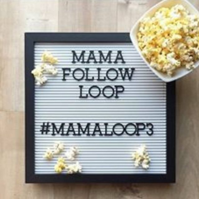 Open Mama Follow Loop Lets Connect and Grow together! 1hellip