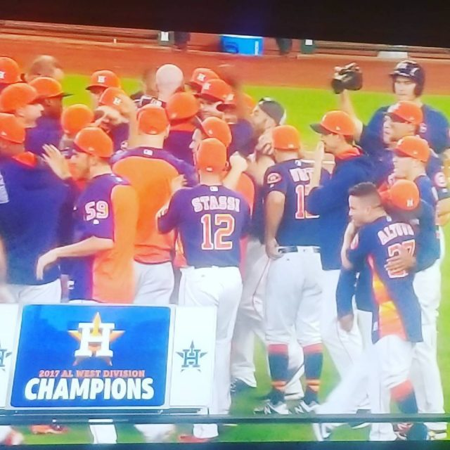 Congrats to our HoustonAstros!! houstonlife houstonstrong Astros champions