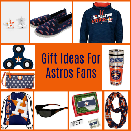 Gift Ideas for a Houston Astros Fan