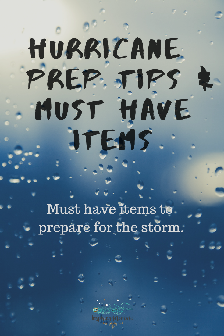 Hurricane Memories & Prep Tips from someone who has lived through Harvey, Ike, Rita, and more! Read about my memories and what I have learned that you must have before the storm hits! #hurricane #houston