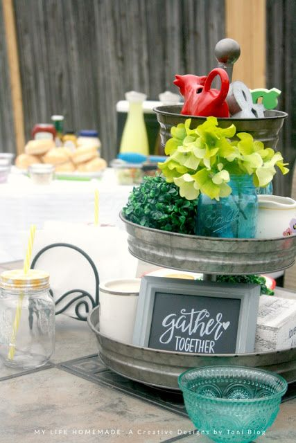 spring ideas for parties and family activities