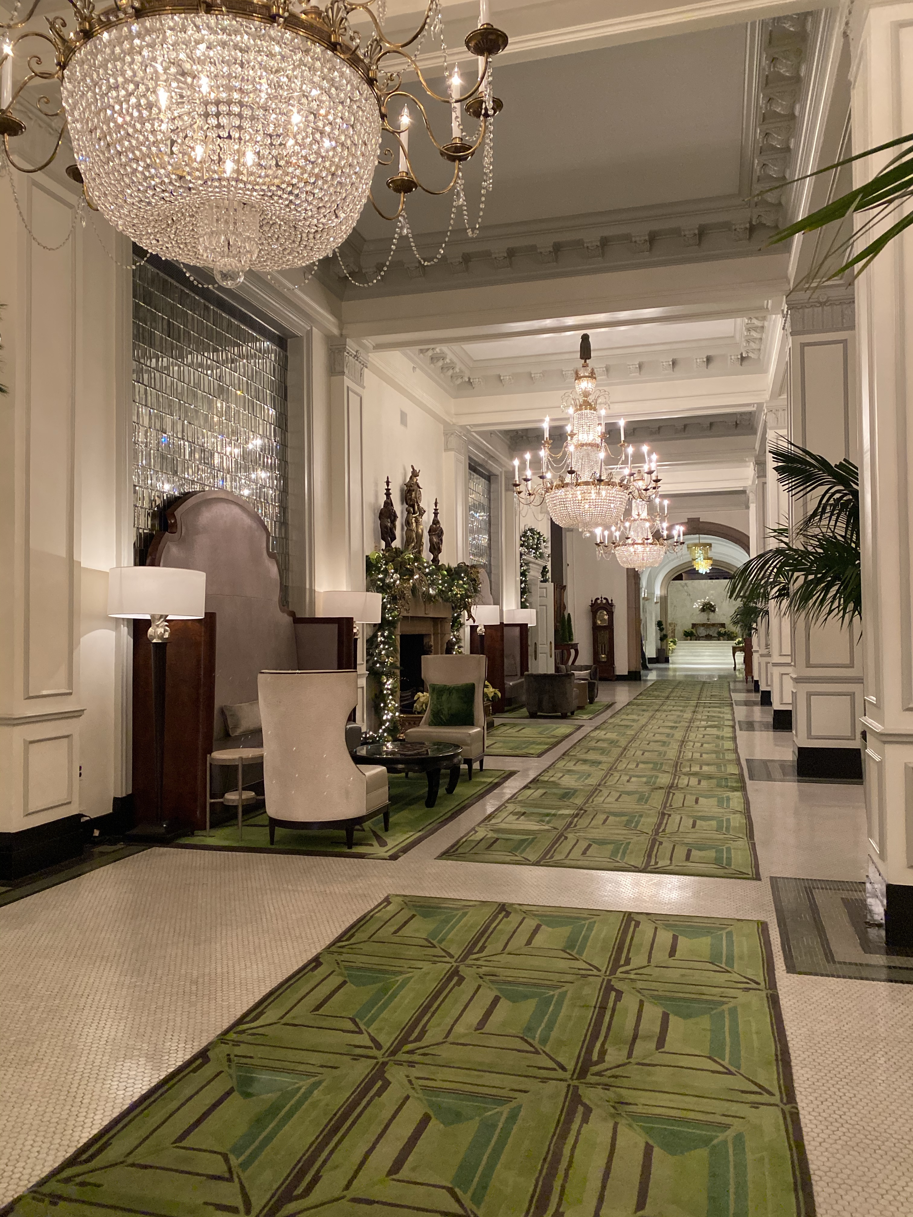 The St Anthony Hotel Review