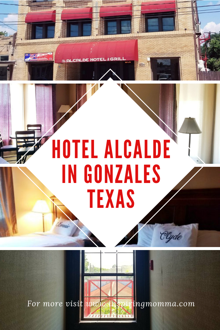 Gonzales Texas Is A Small Town With Big Charm and History. Right in the middle is The Alcalde Hotel! If you\'re looking for a personal experience, that is full of history, is family oriented, has large spacious rooms, offers fresh hot meals, and the top in luxury and comfort look no further than The Hotel Alcalde. You really feel like you have stepped back in time. #haunted #hotel #gonzalestx