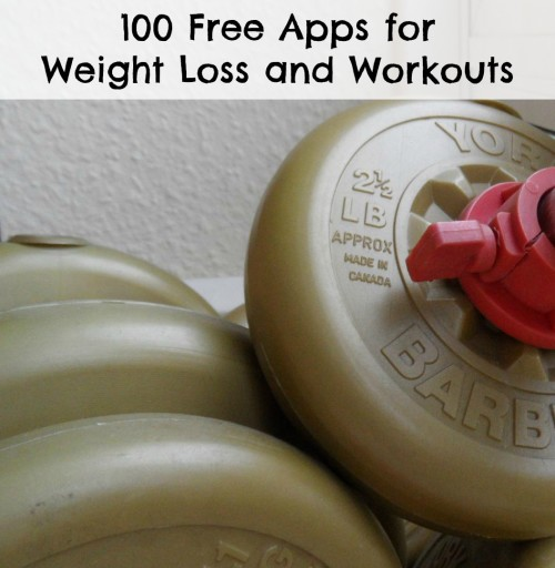 Weight Loss and Workout Apps