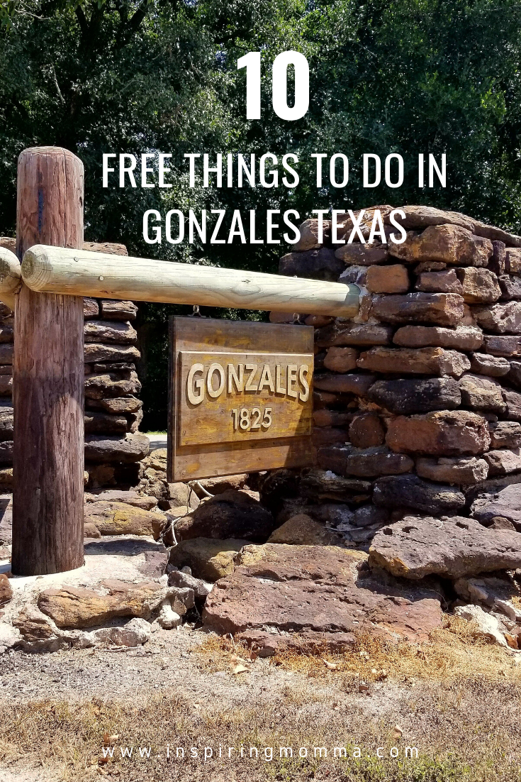 10 Free Things To Do In Gonzales Texas