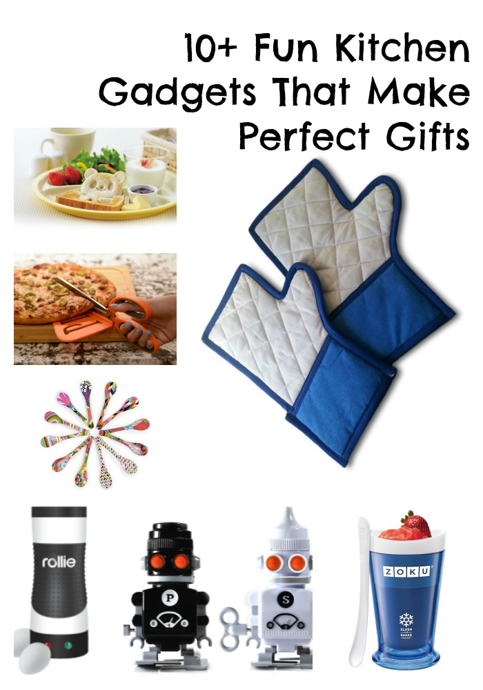 over 10 fun kitchen gadgets that make perfect gifts - Fun Kitchen Gadgets